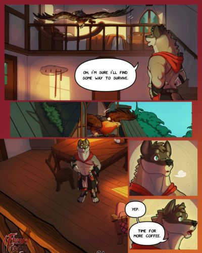 Sefeiren No Harm No Fowl In Progress - part 2