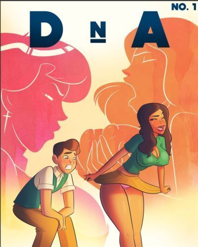 Jab Comix - DNA