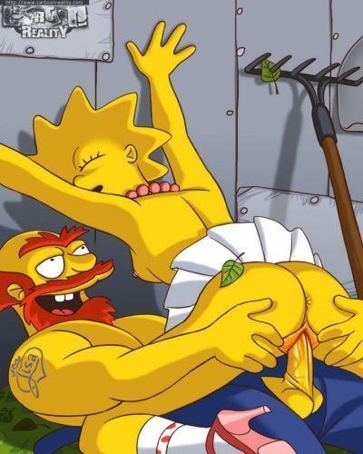 Simpsons Aniversary 2 - Cartoon Reality - part 2