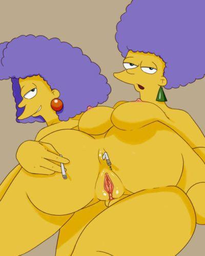 Patty and Selma (Simpsons)