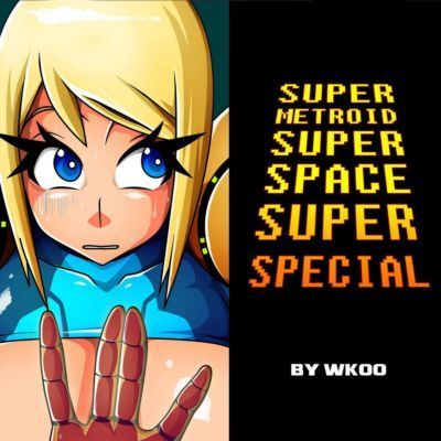 Super Metroid Super Space - WitchKing00