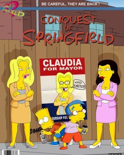 The Simpsons -Conquest of Springfield