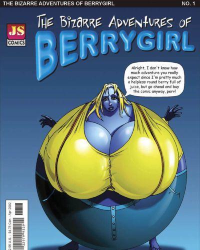 die Bizarre Abenteuer der berrygirl