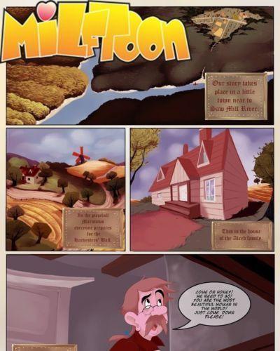 Milftoon- Barn