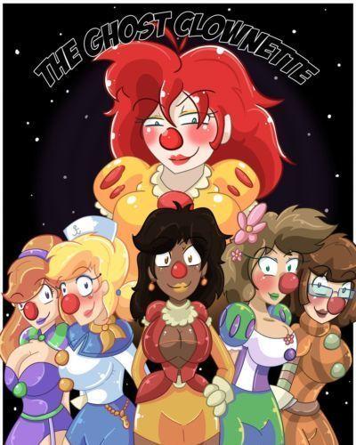 Scooby Doo - The Ghost Clownette
