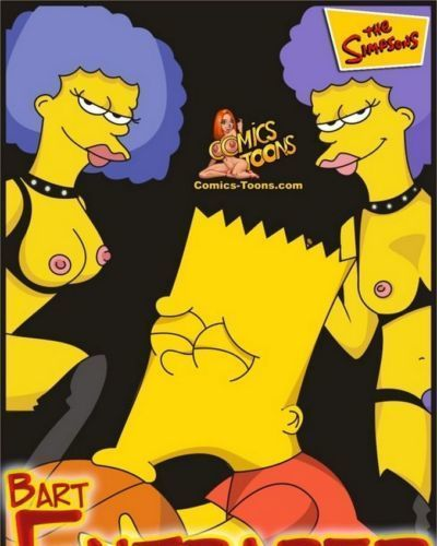 Bart Entrapped- Simpsons