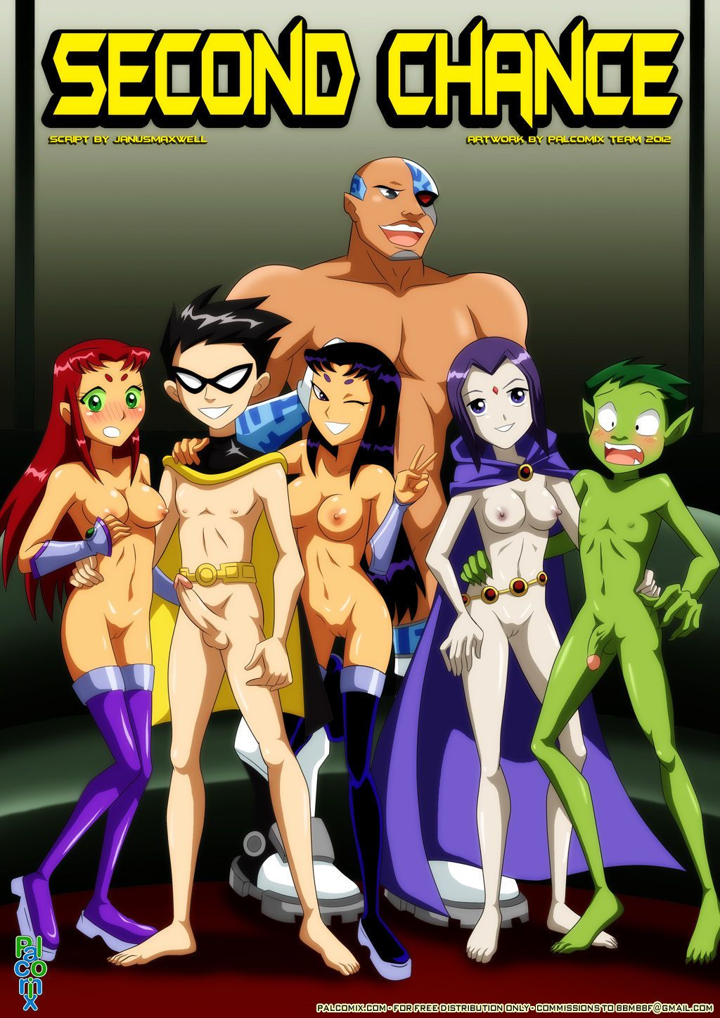Porn Teen Titans
