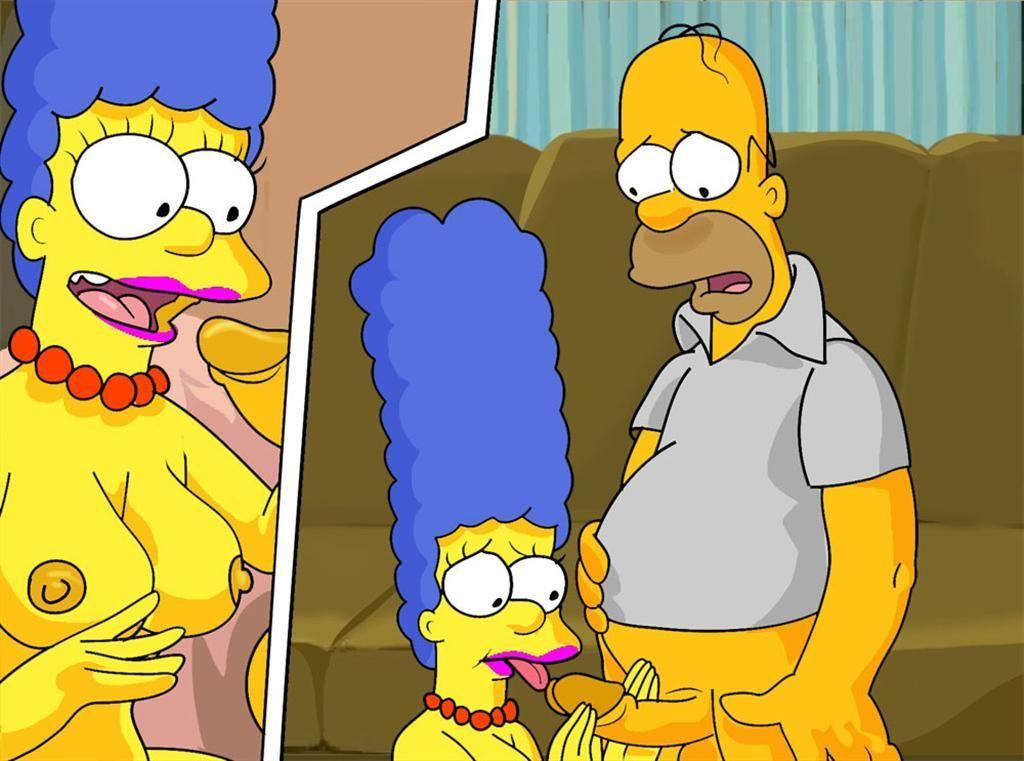 Simpsons hentai die Simpsons porn
