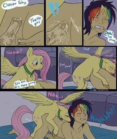 [Futashy] The Butt (My Little Pony: Friendship Is Magic)