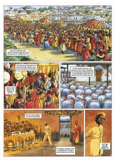 [Ana Miralles] Djinn - Volume #9: The Gorilla King - part 3