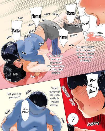 "MilkyBox (Qoopie) Omamagoto Hasegawa-san chi no Oyakokankei Ichiwame \""Haha to Oppai\"" {N04h} - part 3"