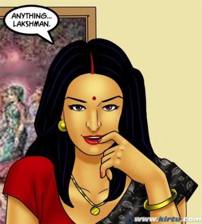 Savita Bhabhi 73- Caught in the Act - part 4