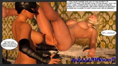 Zuleyka – Ultragirl Vs Futakitty- Affect3D - part 4