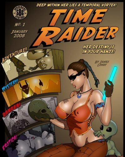 Lara Craft- The Time Raider,James Lemay