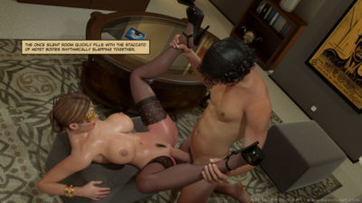 Clara Ravens 4- Colombina's Illusion - part 22