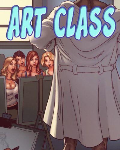 BlacknWhite- Art Class- Bnw