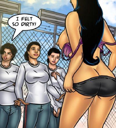 Savita Bhabhi 68- Undercover Bust - part 8