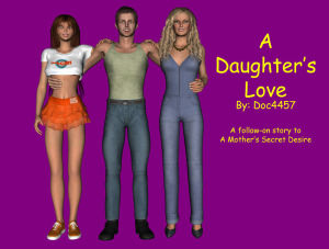 3DIncest- A Daughter's Love 1