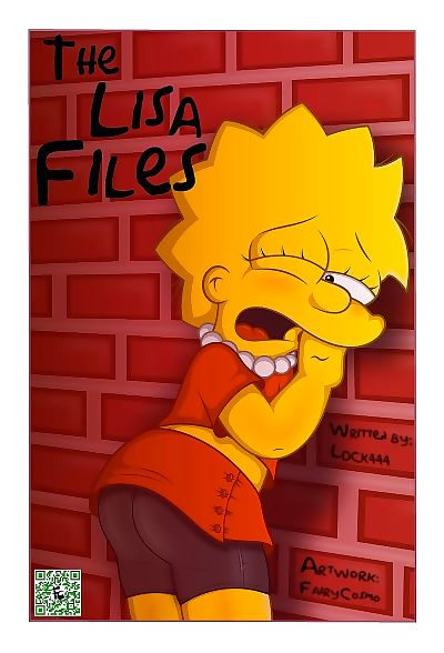 The Lisa files – Simpsons