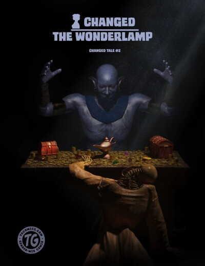 Stger- Changed The Wonderlamp