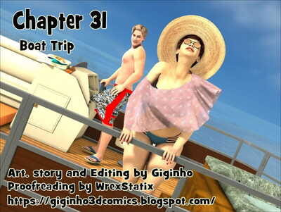 Giginho- Boat Trip Chapter 31