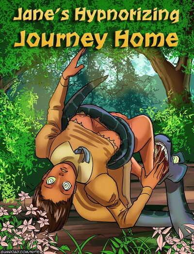 Nyte- Jane's Hypnorizing Journey Home
