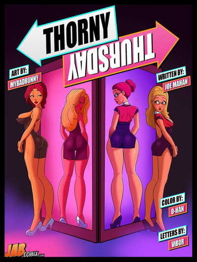 JabComix- Thorny Thursday ~