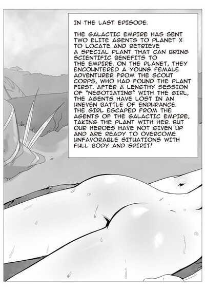 Secret Of Planet X 2 - part 2