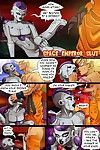 DBZ - Space Emperor Slut- Nearphotison