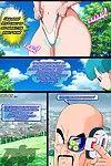 Revenge of Nappa- Dragon Ball - part 2