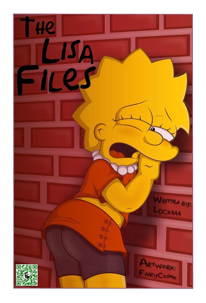 Simpsons hentai lisa Character: Lisa
