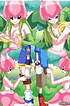 Digimon- Digtal Lovero – Palcomix
