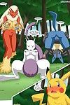 Pokemon Female Squad