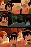Sillygirl- Toph vs. Ty Lee(Avatar The Last Airbender)