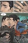 (C83) Gesuidou Megane (Jiro) RED GREAT KRYPTON! (Batman, Superman) - part 2
