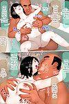 Iron Sugar Hajimete no Aite wa Otou-san deshita - #3 Inran Kyonyuu na Choujo {biribiri} - part 7
