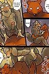 Maririn Yaru dake Manga - Kemohomo Akazukin - Kemohono Red Riding Hood (Little Red Riding Hood) - part 2