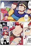(SC46) An-Arc (Hamo) Nan no Koto daka WakarimaSenshi (Dragon Quest III) SMDC