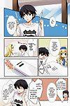 (C82)CHAGASHI SAIBAN (Yamabuki Mook) Lesson! (Infinite Stratos) life4Kaoru