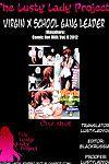 Masaharu Doutei X Banchou - Virgin X Student Gang Leader (COMIC HOTMiLK 2011-11) The Lusty Lady Project