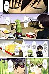 (COMIC1 2) ORANGE SOFT (Aru Ra Une) C.C. no Tsumeawase - C.C. Assortment (Code Geass) One of a Kind Decensored