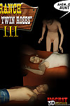Ranch The Twin Roses. Part 3- Incest3DChronicles
