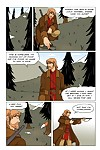 Riding Hood- The Wolf And The Fox - part 3
