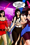 Savita Bhabhi -71 – Pussy on the Catwalk - part 10