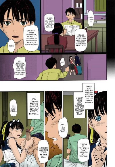[Kisaragi Gunma] Mai Favorite Ch. 1-5  [SaHa] [Decensored] [Colorized]