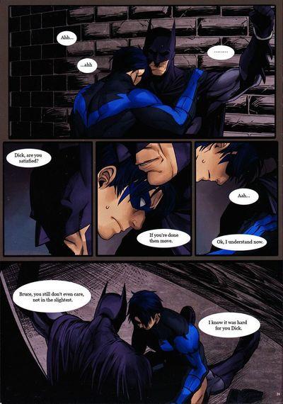 (C80) [Gesuidou Megane (Jirou)] Blind (Batman)  - part 2