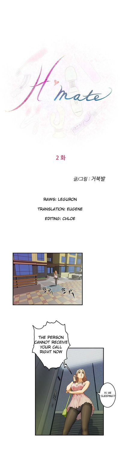 H-Mate - Chapters 1-30