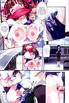 (C82) [ROUTE1 (Taira Tsukune)] Tsuukin Idol - Commuting Idol (THE iDOLM@STER)  {doujin-moe.us}