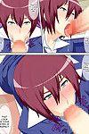 [Pollinosis (Shinkuu Tatsuya)] Onna Kachou no Himegoto ~Boku no Kachou wa Hentai Onna datta Ken ni Tsuite. - My Female Department-Manager is Secretly a Slut  [thetsuuyaku]
