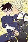 (C71) [Rehabilitation (Garland)] DragonBall H Maki San (Dragon Ball Z)  [hyarugu] [Colorized] - part 2